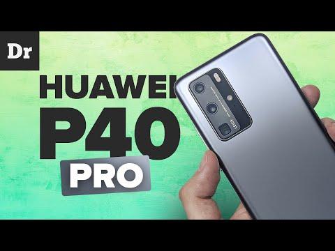 Первый ОБЗОР Huawei P40 Pro: ТОП без GOOGLE