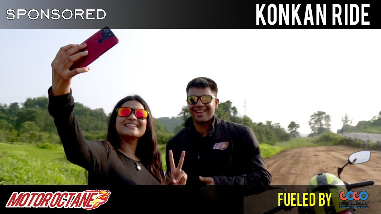 Motoroctane Youtube Video - Best Road Trip - Feat. RiderGirl Vishakha - Powered by Coco | MotorOctane