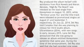 Honeymoon Lana Del Rey album - Wiki Videos