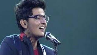 "Video thumbnail of ""Kabhi Jo Badal Barse - Darshan Raval,Arijit Singh India's Raw Star"""