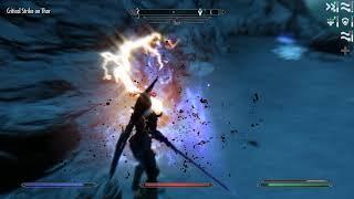 Skyrim boss fight mod : Thor