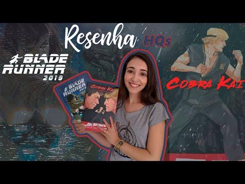 BLADE RUNNER 2019 + COBRA KAI | Resenha