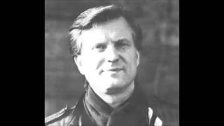 Eberhard Büchner singt die Gralserzählung des Lohengrin