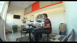 Land Of Confusion   Genesis (Drum Cover)