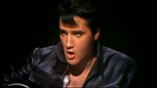 Elvis Presley Blue Christmas Live `68 HD
