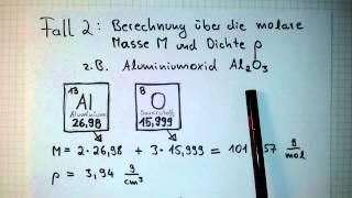 Stoffmenge, Molmasse, Masse: Übung 1 zur Umsatzberechnung   Chemie ...