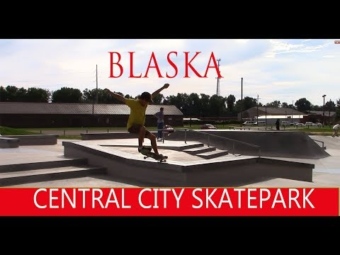 Central City Skatepark in Macon Georgia
