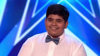 13-Year-Old Dancer From Mumbai earns Golden Buzzer by Ant and Dec on Britain's Got Talent 2019