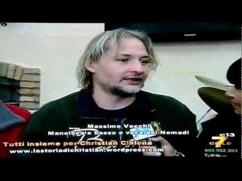 """, title : '""""TUTTI INSIEME PER CHRISTIAN"""" Tratto da 7 gold del 14/01/2013'"""