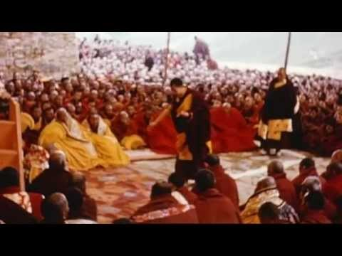 The Lost World of Tibet (2006) (BBC) - features an interview with the Dalai Lama and incredible pre-1950s archival footage of Tibet