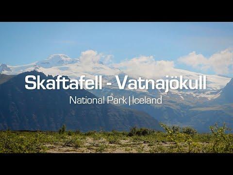 Skaftafell in Vatnajokull National Park