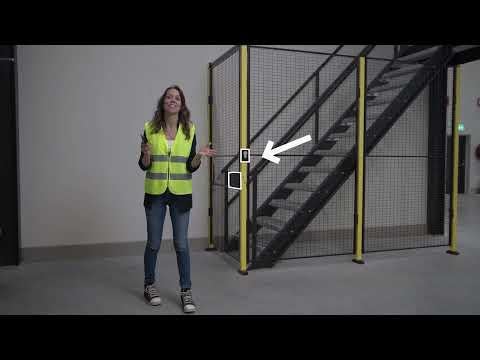 X-It Electric lock video