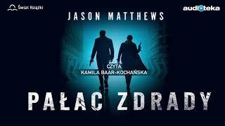 """""""Pałac zdrady""""  –   audiobook"""