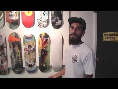 Como escoger tu primer skateboard (how to pick your first skateboard)