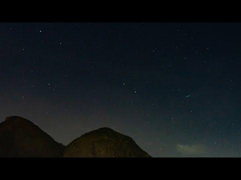 Cometa Neowise pode ser visto em Nova Friburgo até o dia 31 de julho
