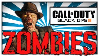 Black Ops 3 Zombies (Funny Moments & Fails) - Bad Teamwork, Zombies on Vine and Round 15 Trick