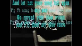 My Blue Tears With Lyrics