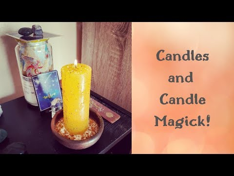 Tools of Belief: Candles & Candle Magick!