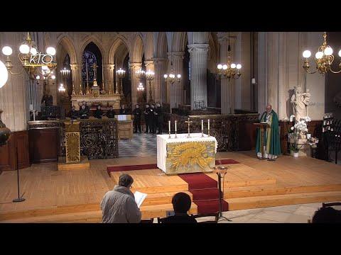 Vêpres du 14 octobre 2021 à Saint-Germain-l'Auxerrois