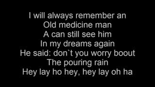 Indian Song - two in one (Lyrics)