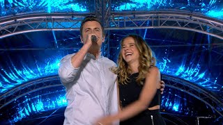 Niels Destadsbader en Laura Tesoro - Thinking Out Loud | 2 Meisjes