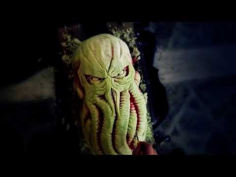 Carving Cthulhu Into a Watermelon
