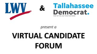 Virtual Candidate Forum: Circuit Judge, Leon County, Group 16