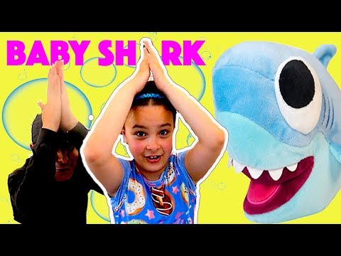 Baby Shark Song! Kids Activity Sing and Dance! Animal Songs for Children