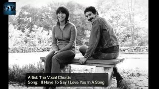 """""""I'll Have To Say I Love You In A Song"""" by """"Jim Croce"""" (sample video) - Cover by The Vocal Chords"""