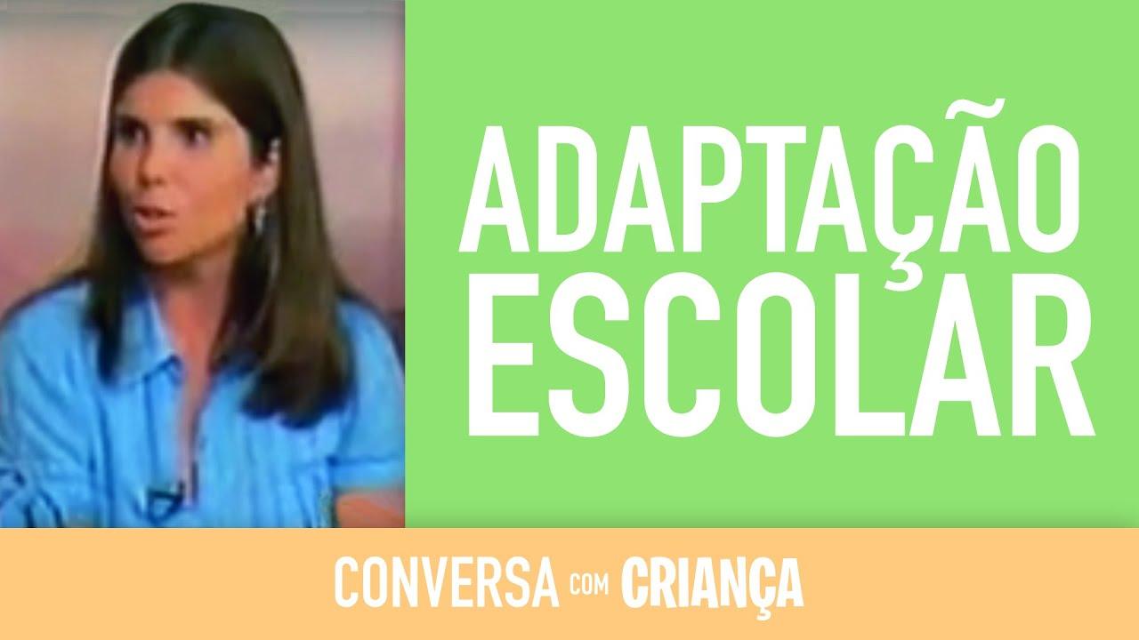 Conexão futura- Adaptação escolar - parte 1| Psicóloga Infantil Daniella Freixo de Faria