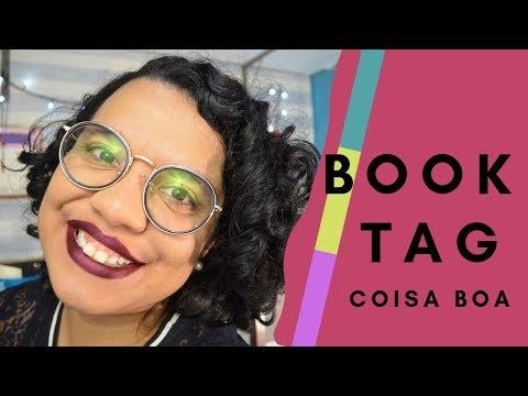 BOOK TAG COISA BOA (ORIGINAL)