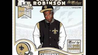 Curren$y ft Chip Da Ripper, Big Sean- Fat Raps  (Smokee Robinson Mixtape)
