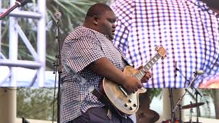 """Video thumbnail of """"Christone """"Kingfish"""" Ingram - Outside Of This Town - 2/24/19 Clearwater Sea Blues Festival"""""""