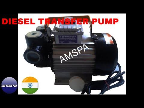 Diesel Transfer Vane Pump