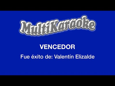Vencedor Valentin Elizalde