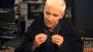 Annie Lennox on Strange Fruit