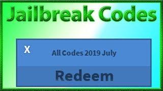 all promo codes jailbreak