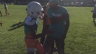 Maitre Dolphins (10u) vs Trimmier Saints (10u) The Rematch 🐬🌎