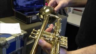 1952 Olds Mendez Trumpet