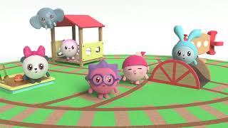 Малышарики: Сборник лучших серий| Мультфильмы для детей