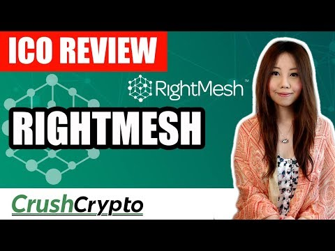 ICO Review: RightMesh (RMESH) – Dynamic Mesh Networking