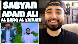 "Reacting To Sabyan Ft Adam Ali ""Al Barq Al Yamani"""