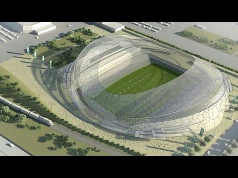 Penampakan Stadion Baru Jakarta || Jakarta International Stadium Terbesar dan termewah di Indonesia