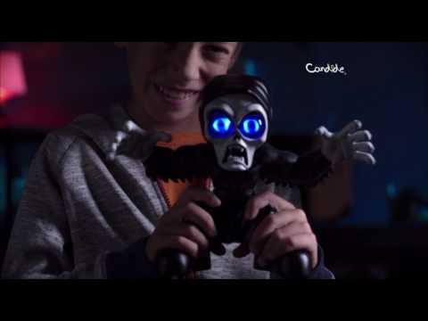 40fbca3c6f Características. Fabricante Candide  Franquia Horripilóides  Personagem  Horripiloide  Versão do personagem Fantasma