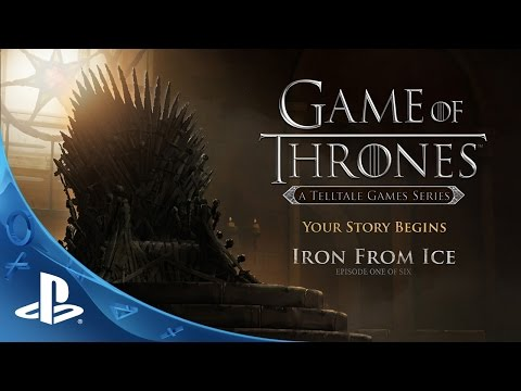 Game of Thrones: A Telltale Games Series – Episode 1, 'Iron from Ice' Launch Trailer | PS4, PS3 thumbnail
