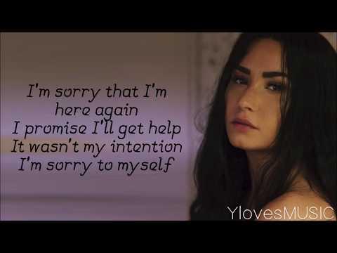 Demi Lovato Sober