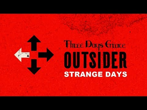 Three Days Grace - Strange Days (Audio)