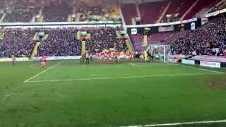 preview picture of video 'Bradford vs Walsall'