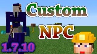 custom npc mod - 免费在线视频最佳电影电视节目 - Viveos Net
