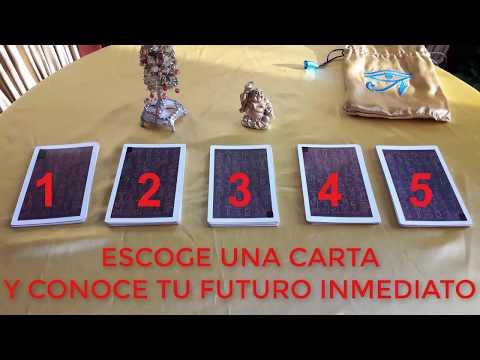 ESCOGE UNA CARTA Y CONOCE TU FUTURO INMEDIATO TAROT GRATIS